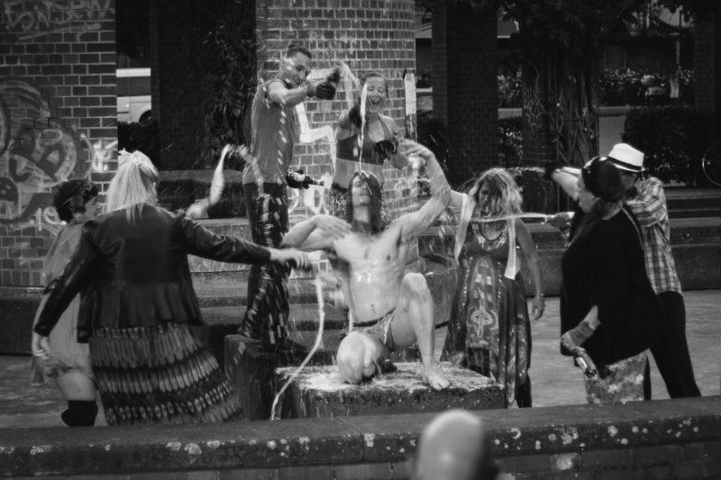 Bodytalk Bremer Platz - banausenKultur - Kultur Münster Münsterland Westfalen NRW - Andreas Völker